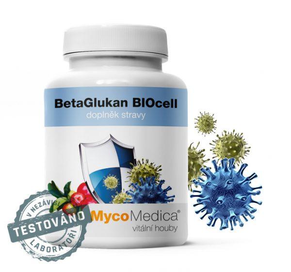 Nejlepší Betaglukan BIOcell - přirozená obranyschopnost organismu