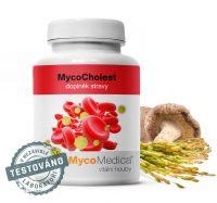 MycoCholest Udržení normální hladiny cholesterolu v krvi