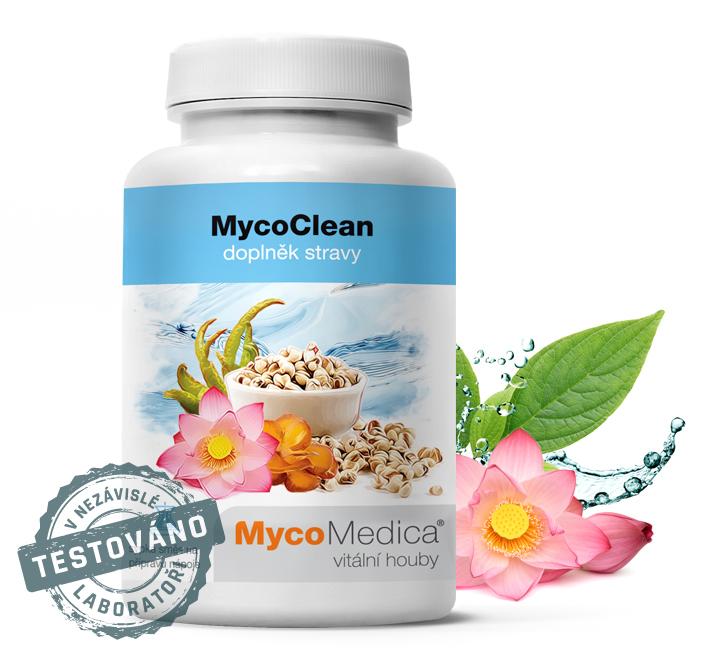 MycoClean Bylinná detoxikační kůra