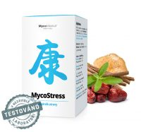 MycoStress – bylinná podpora nejen pro stres v práci
