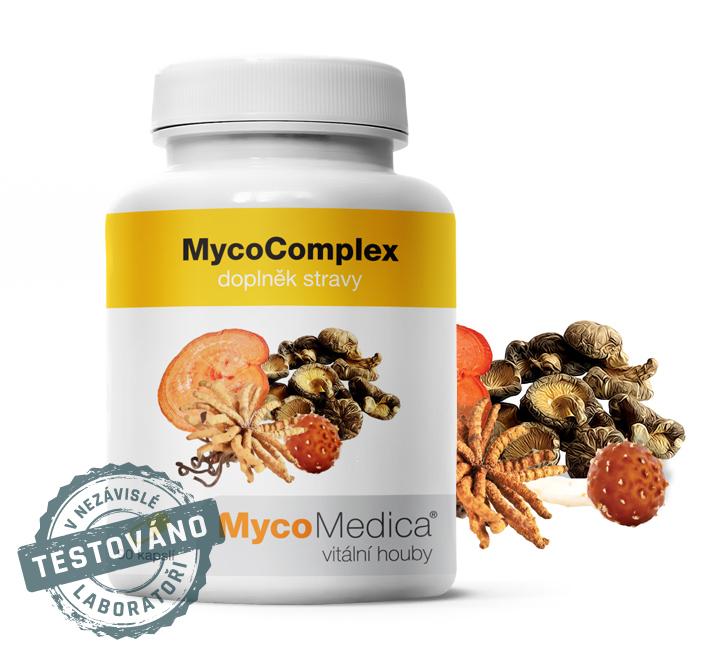 MycoComplex Bylinná podpora imunity
