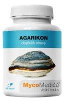 Agarikon – polysacharidy ve výši 30%