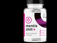 Stres před zkouškou či důležitým jednáním? Mentis Chill – 7 Kč/den