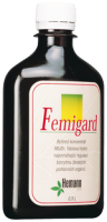 Femigard - byliny pro ženy - menstruace, klimakterium, Hemann bylinky