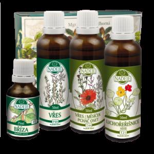 Byliny na močové cesty s antibakteriálními účinky – Doplněk z bylin pro péči o močové cesty