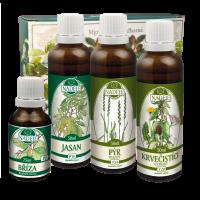Bylinky na detoxikaci organismu – Doplněk z bylin jako pomoc při detoxikaci a regeneraci organismu K17