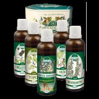 Byliny na očistu organismu – Doplněk z bylin pro posílení a podporu detoxikace – pokračovací K24a