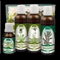 Bylinky na játra  – Doplněk z bylin pro ochranu a podporu činnosti jater – POKRAČOVACÍ K30a