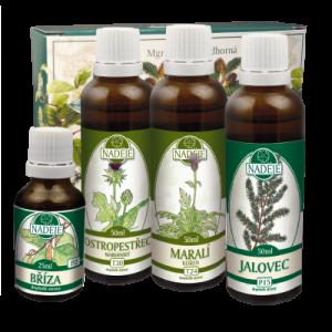 Bylinky na játra – Doplněk z bylin pro ochranu a podporu činnosti jater – POKRAČOVACÍ