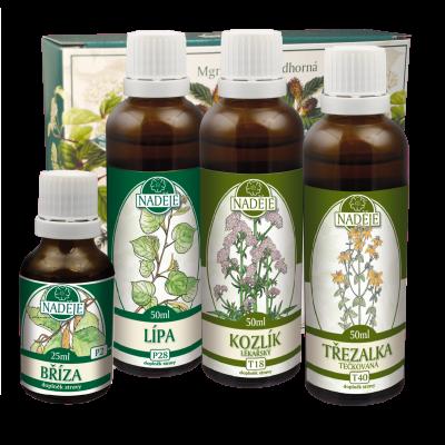 Bylinky na spánek –  Doplněk z bylin ke zlepšení tělesné a duševní pohody a kvality spánku K16