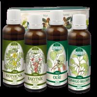 Byliny pro muže – Doplněk z bylin pro regeneraci mužského organismu – pokračovací K43A