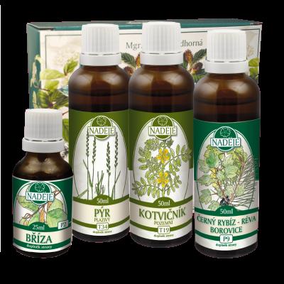 Byliny pro muže – Doplněk z bylin pro regeneraci mužského organismu K43