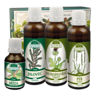 Bylinky na pročištění těla –  Doplněk z bylin pro pročištění těla K10