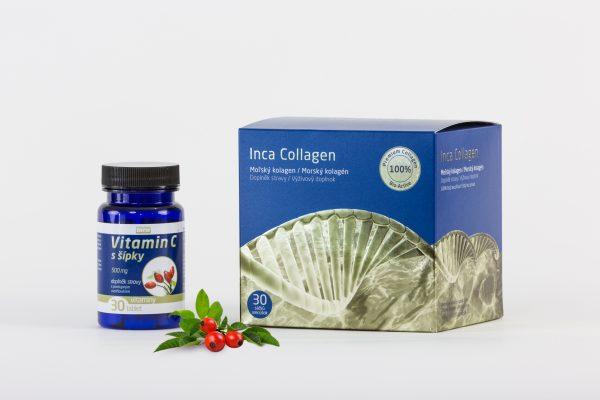 Inca Collagen, přírodní kolagen