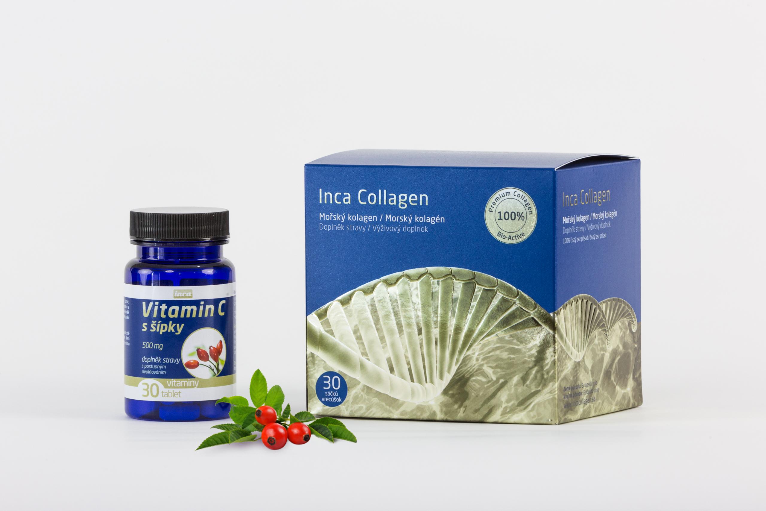 Inca Collagen – přírodní kolagen